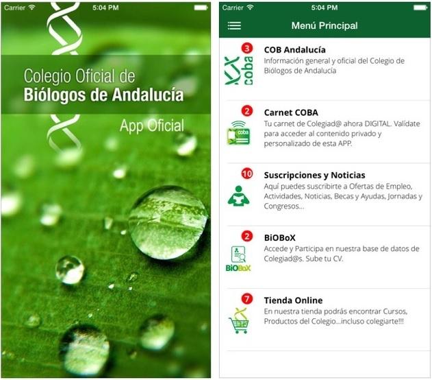 App COBA